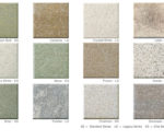 Architectural Stone Colours, Tapestry