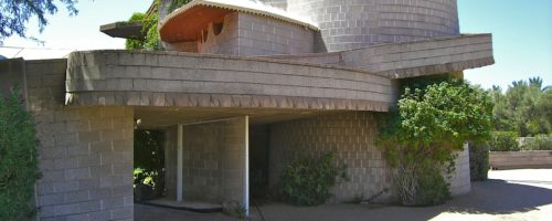Frank Lloyd Wright House